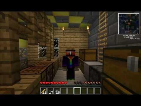 Minecraft Tricks - Огненный шар или способ гриферства