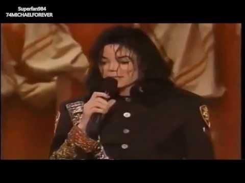 Michael Jackson NAACP Award 1993 Sub ITA