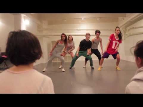 Kaluzhsky Dance Group (Andrew Kalugin) Beyonce & Andre 3000 - Back to Black
