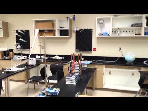 Wekiva High School Rube Goldberg Machine 2014