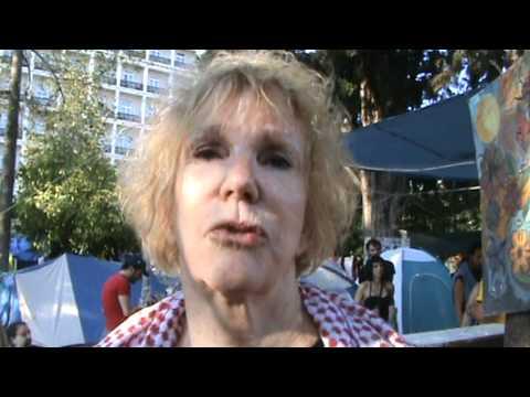 Interview with Greta Berlin Free Gaza Movement