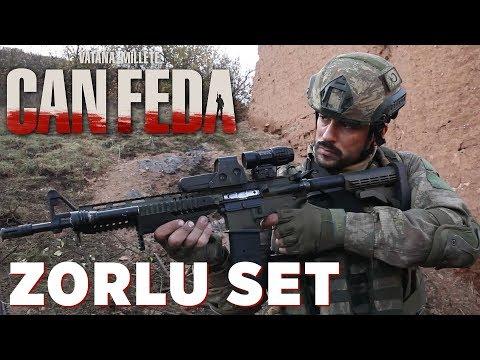 Can Feda - Zorlu Set (Burak Özçivit, Kerem Bürsin, 6 Nisan'da Sinemalarda)