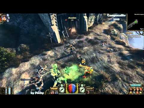 Tutorial + Descargar:The Incredible Adventures of Van Helsing PC Full Español Reloaded+ Crack 2013