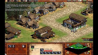 """Age of Empires II: The Age of Kings """"William Wallace"""" Learning campaign, 1999"""