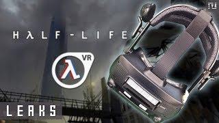 New VALVE VR Headset w/ KNUCKLES & HALF LIFE VR - LEAKS & Rumors