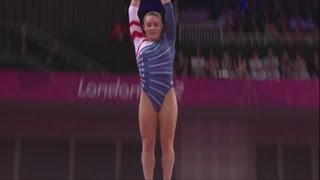 Women's Trampoline Qualification - Gymnastics | London 2012 Olympics