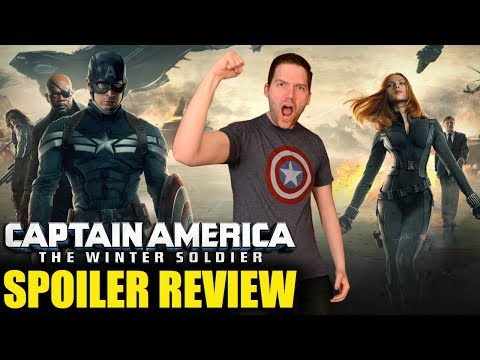 Captain America: The Winter Soldier - Spoiler Review