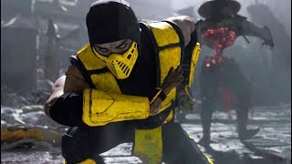 Mortal Kombat 11 - Trailer With Original Theme Song (2018)