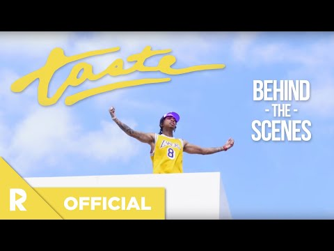 Tyga - Taste ft. Offset (Official BTS)