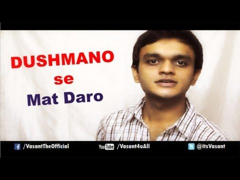 Dushmano Se Mat Daro - Motivational Video In Hindi video