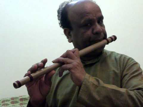 Bansuri (bamboo flute) lesson 1 - for beginners - Rakesh Prasanna