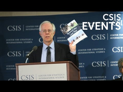 Future of U.S. Ground Forces Report Roll-Out Event