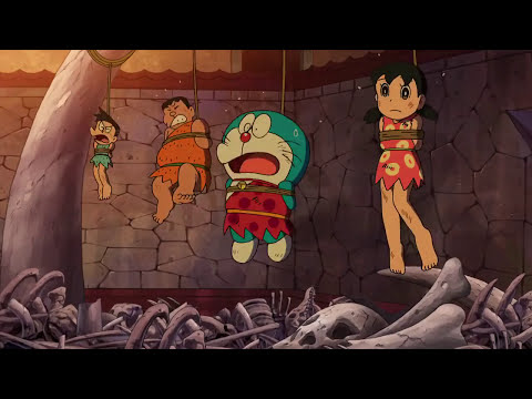 Doraemon the Movie Nobita and the Birth of Japan 2016 best scene thumbnail