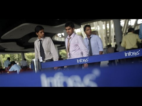 Infosys Q3 beats estimates stock jumps 15%  -  TV5