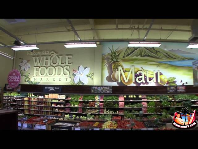 Whole Foods Maui - Read Aloud America Storytime