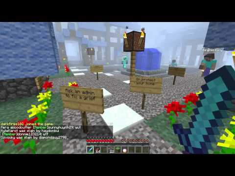 Minecraft 1.7.10 Cracked Server 24/7 (NoLag) (NoHamatchi) (Minebuilders.net)(Upd