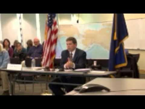 U.S. Senate Commerce Committee Field Hearing: Assessing U.S. Preparedness and Response in the Arctic