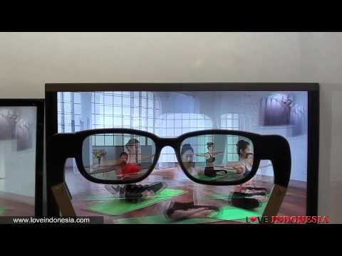 LG Cinema 3D Smart TV Exhibition (HD)
