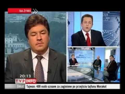 Islamizacja Europy- Debata TVP Info Wolniewicz,Terlikowski,Miśkiewicz 1/3