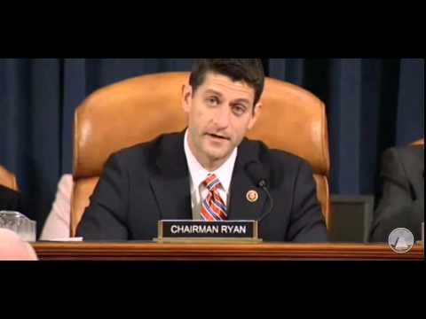 Paul Ryan Gets Destroyed By Levin In House Hearing