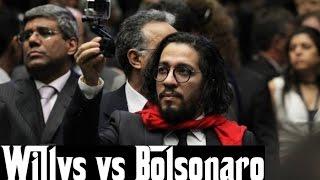 Jean Willys cospe em Jair Bolsonaro - Completo