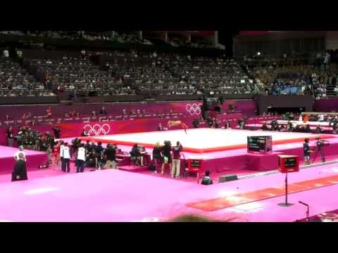 Aly Raisman London 2012 Olympics Gymnastics