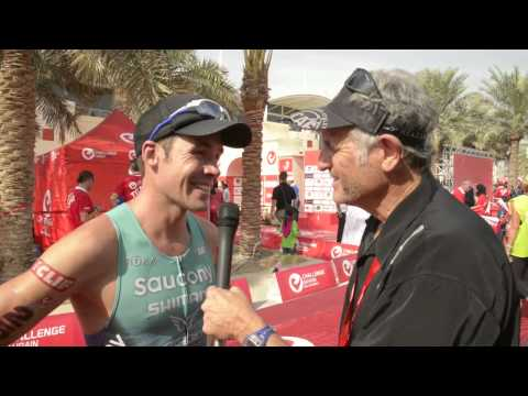 Tim Reed - Bahrain Post Race