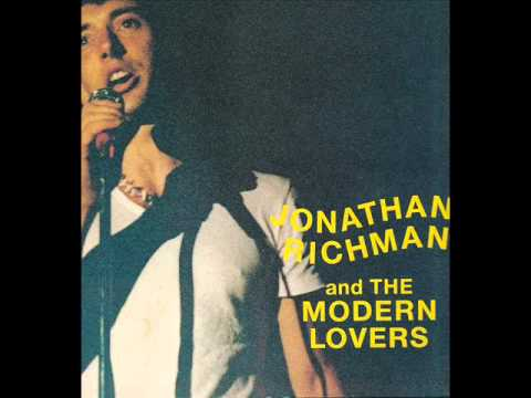 Jonathan Richman - The Beach
