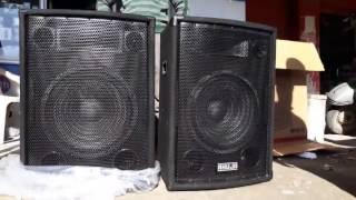 Ahuja speakers.