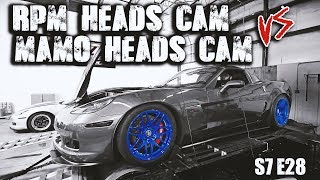 C6 Z06 Heads Cam Intake Shootout! | RPM S7 E28