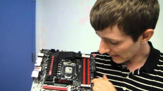 ASUS Maximus V Formula ThunderFX Gaming RoG Motherboard Unboxing & First Look Linus Tech Tips