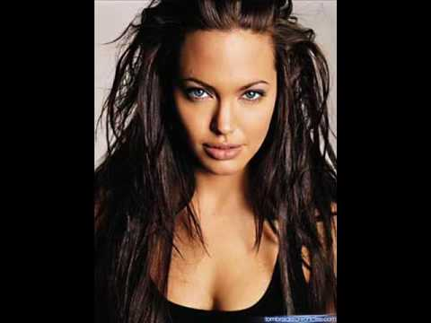 Beautiful Angelina Jolie Video