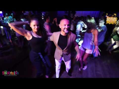 Keoni Casali & Mauro Casali Social Salsa Dance Video | SMLW17
