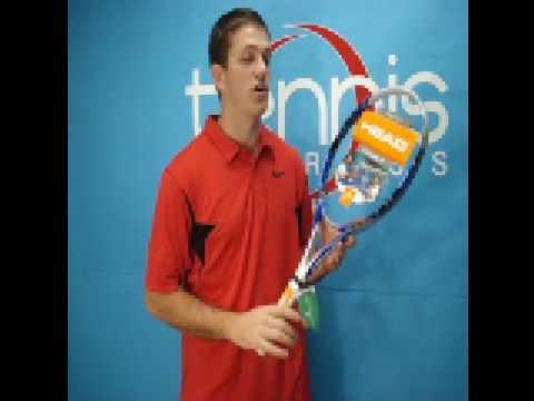 Head Microgel Raptor Oversize Tennis Racket- Tennis Express Racket Reviews