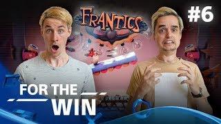 FTW #6 – FRANTICS CHALLENGE - GAMEMENEER VS. XLINKTIJGER