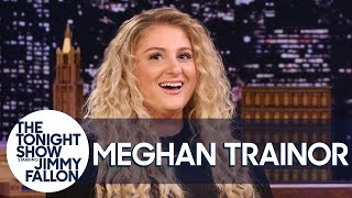 Meghan Trainor Reacts to Footage of Herself Singing with Her Soca Band at Age 13
