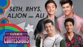 Kapamilya Confessions with PBB Teen Boys