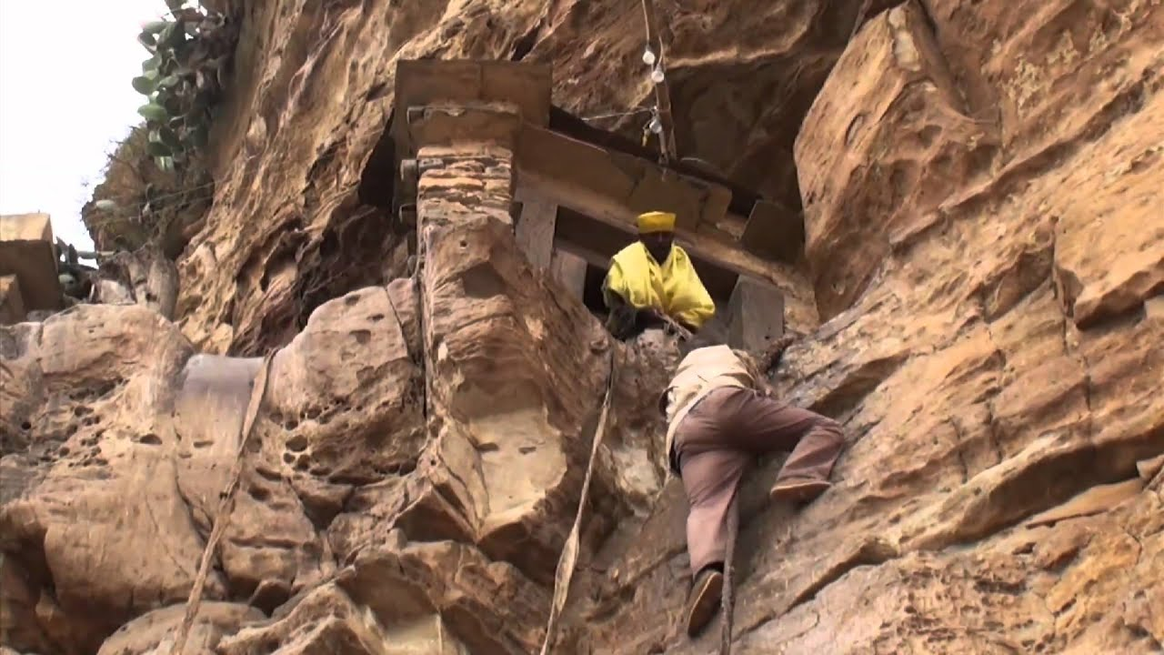 The Dangers Of Debre Damo Monastery Ethiopia Youtube