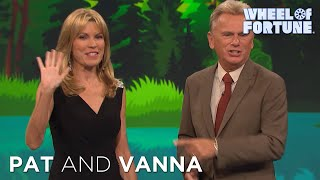 Wheel of Fortune: Best of Pat and Vanna