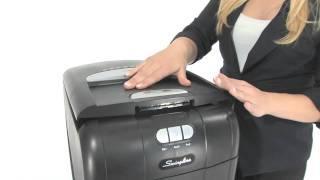 GBC Swingline EX100-07 Stack-and-Shred Automatic Shredder