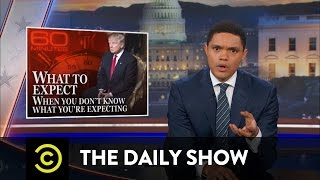 Donald Trump's Post-Election Compromises: The Daily Show