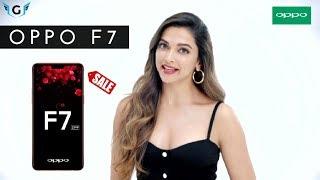 OPPO F7 Sale Ft. Deepika Padukone   Price Start @21,990/-