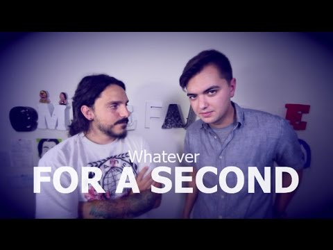 Let's Talk About Whatever For A Second | Mike Falzone & Elliott Morgan