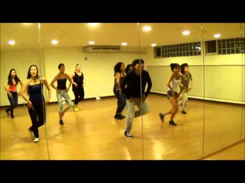 Dhoom Machale Dhoom 3 -- Dance Class with Master Govind
