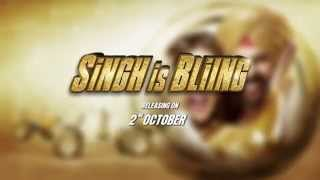 Singh Is Bliing - Dance Step of the Year
