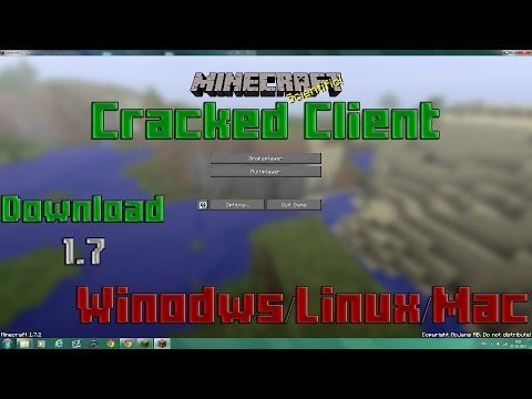 Minecraft 1.7.2 Cracked Client for Winodws/Linux/Mac - PROOVE