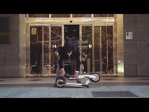 Video prodotto Monopattino E. Skateflash SK Urban 3.0