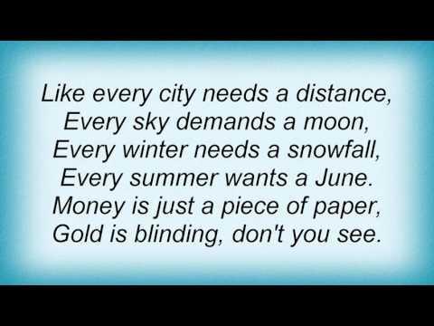 Lisa Miskovsky - Lady Stardust Lyrics
