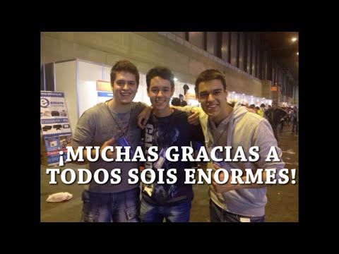 ¡EXPERIENCIA MADRID GAMES WEEK + ADVANCED WARFARE! - Nuclear En BO2 - SOKI