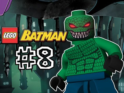 LEGO Batman - Villains - Episode 8 - Harboring a Grudge (HD Gameplay Walkthrough)